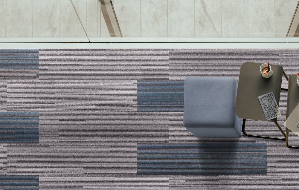 BLEU PRUSSIEN — 60072 & GRIS MARTIEN — 15224 installation Classique planche 25cm x 100cm