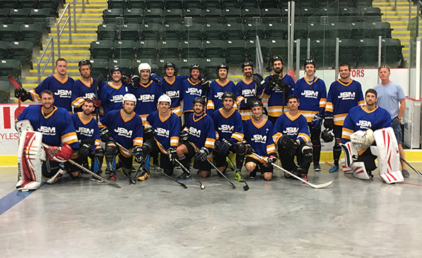 JSM MEN'S NATIONAL BALL HOCKEY TEAM