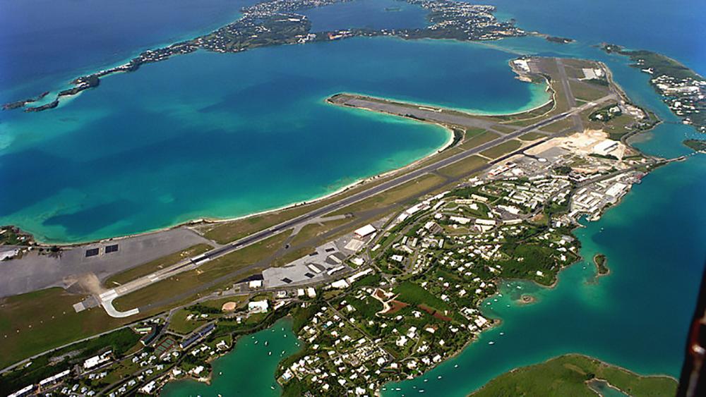 <strong>BERMUDA AIRPORT</strong><p>Bermuda, BM</p>
