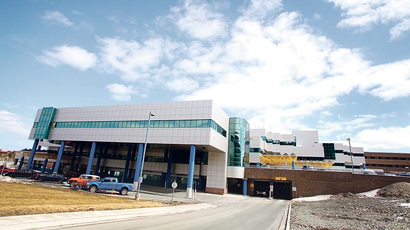<strong>JANEWAY CHILDREN'S HOSPITAL</strong><p>St. John's, NL</p>