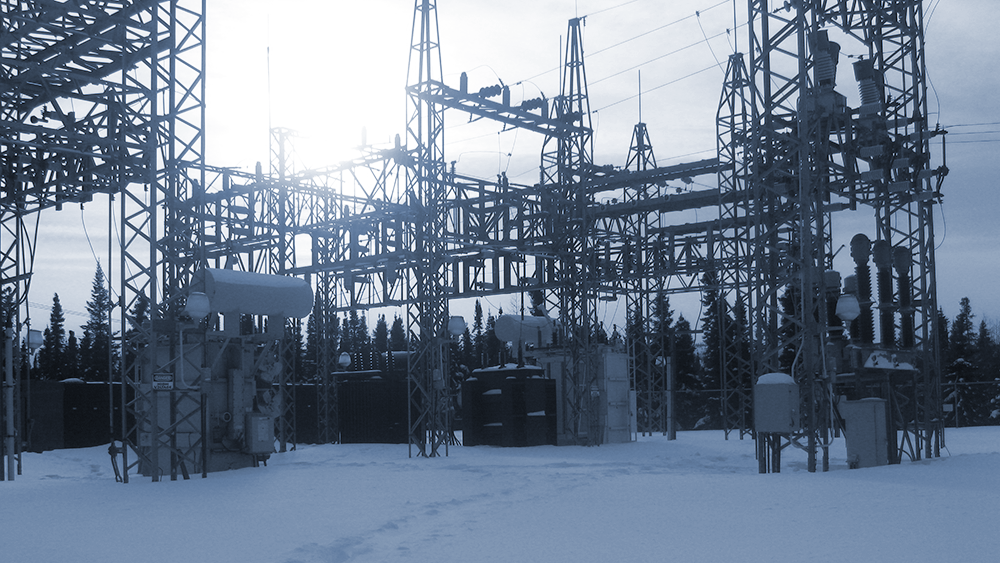 <strong>IOC 609 SUBSTATION</strong><p>Labrador City, NL</p>