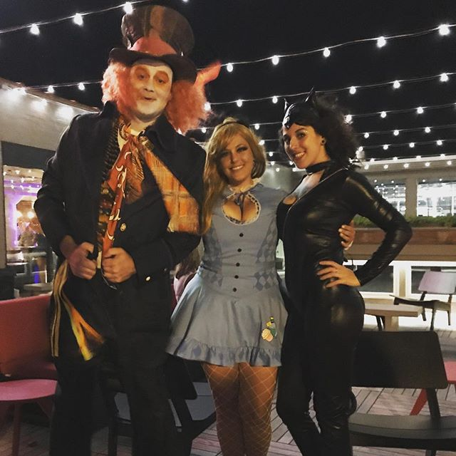 Costume Contest participants at Old Dominick last weekend! #olddominickdistillery #dreambarscompany  #shareasip #purememphis