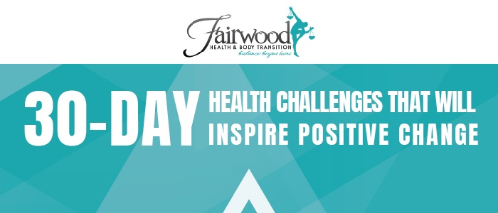 30-day health challenges that will inspire positive change