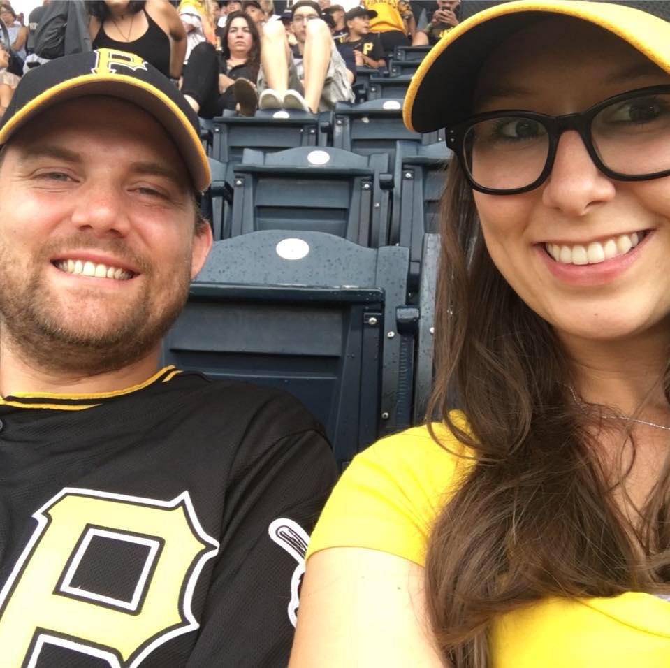 Melissa and Jason Baird