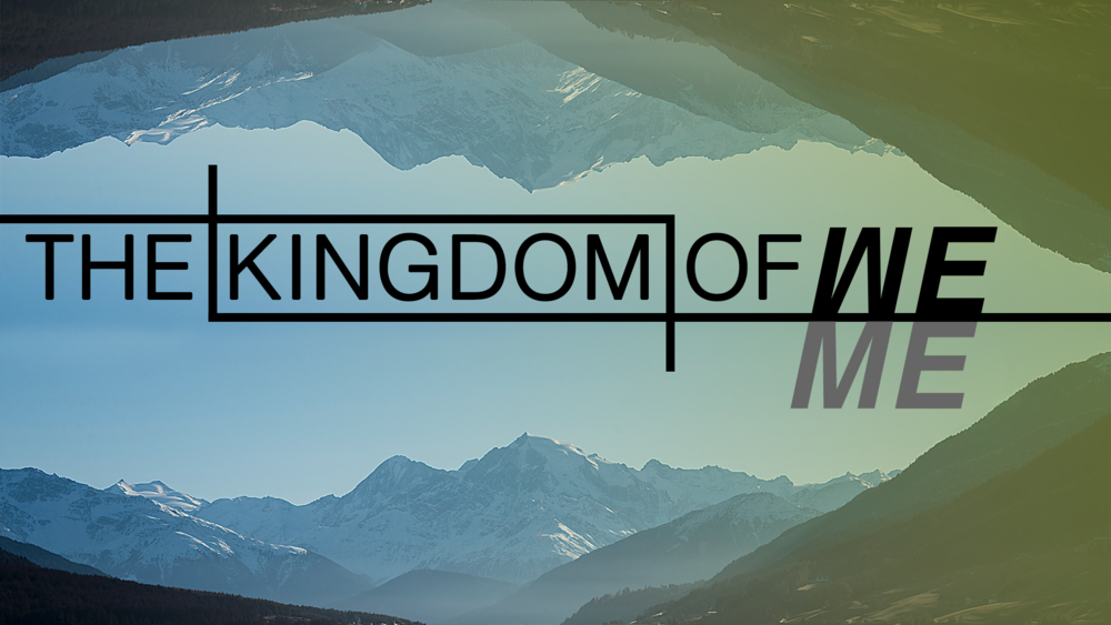"As a Christian, you have a choice to glorify yourself and live in ""The Kingdom of Me"" or put on your new self and live in ""The Kingdom of We"". Pastor Doug Hodges goes into detail on what the bible says about being in the kingdom with our Savior and our fellow believers and how we can best live that out by choosing ""The Kingdom of We""."