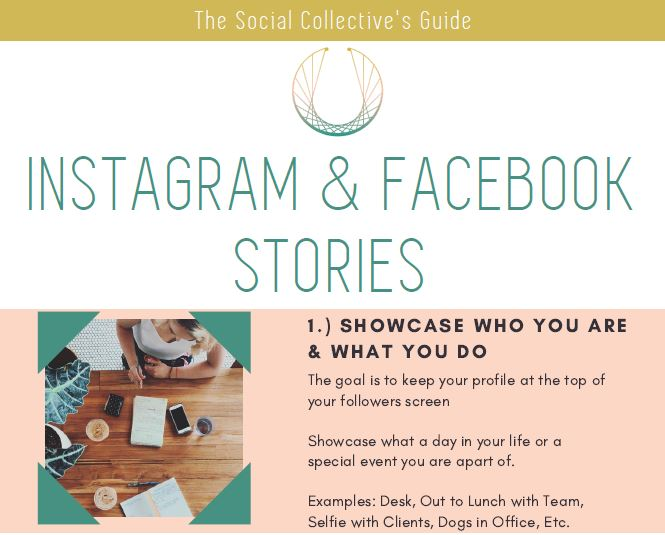 instagram facebook stories guide social collective