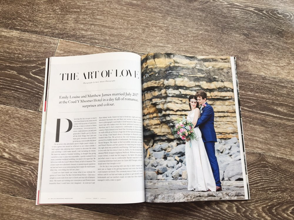 Welsh Weddings Magazine