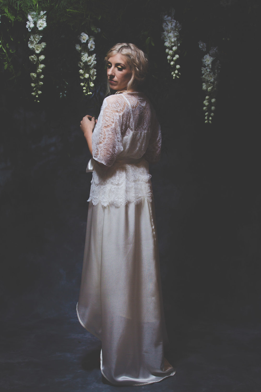 Rachel Burgess Bridal Boutique - 'Alys' (back)- handmade by 'Ffrog'. Photo By Jon Turtle Photographer..jpg