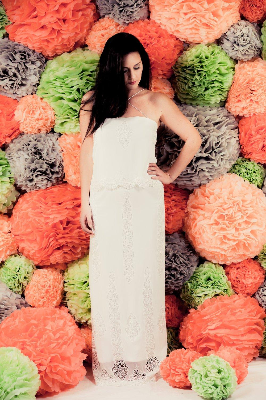 Rachel Burgess Bridal Boutique- 'Alaw' (front) handmade by Ffrog- Photo by Jon Turtle Photographer.jpg