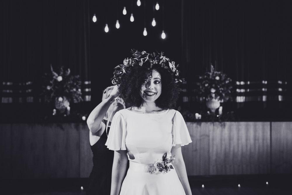 Rachel Burgess Bridal Boutique - Backstage Photoshoot - Flower crown.jpg