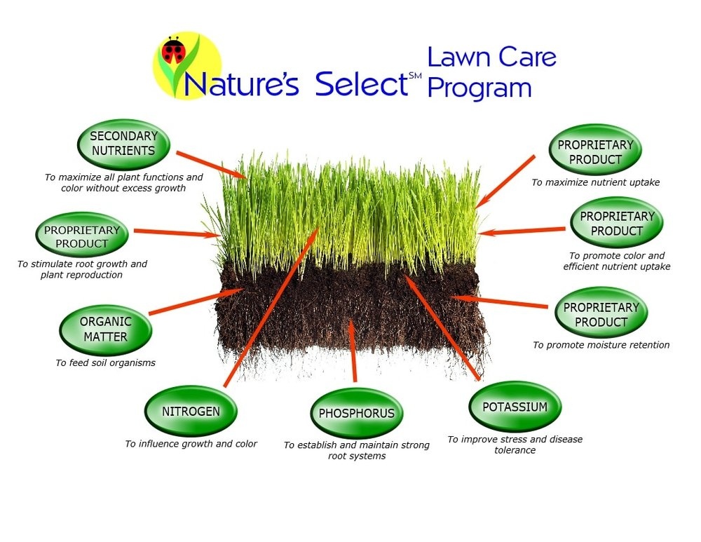 The Nature's Select Program  (click to enlarge)