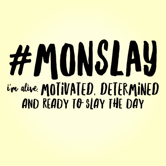 Rise and slay #bollywerk fam! Let's start the day with some grooving, a little #bombaybouncing, and a whole lot of fun. Happy Monday! #grind