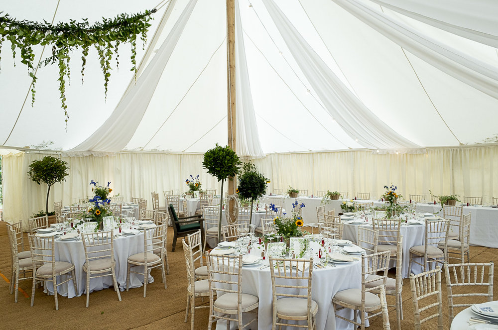 Have a look at our recent Marquees