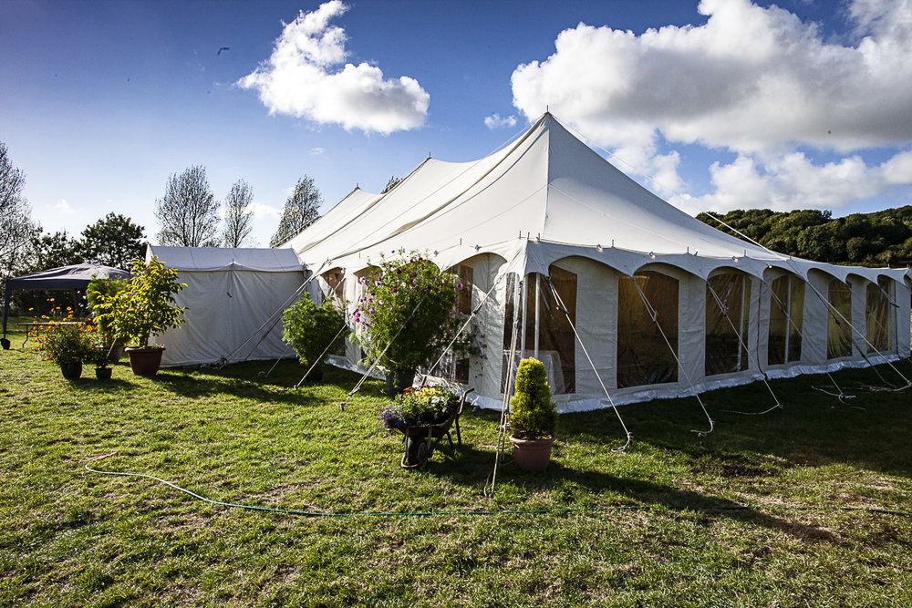 Modern Yet classic Marquees