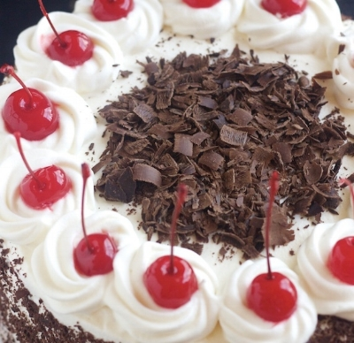 DRM Black Forest Cake (Signature Cake)