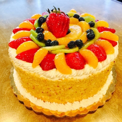 DRM Custom Fruit Cake