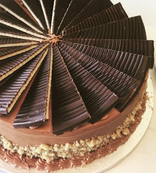 DRM Dobosh Torte (Signature Cake)