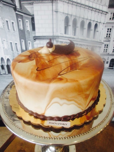 DRM Poznansky Cake (Signature Cake)