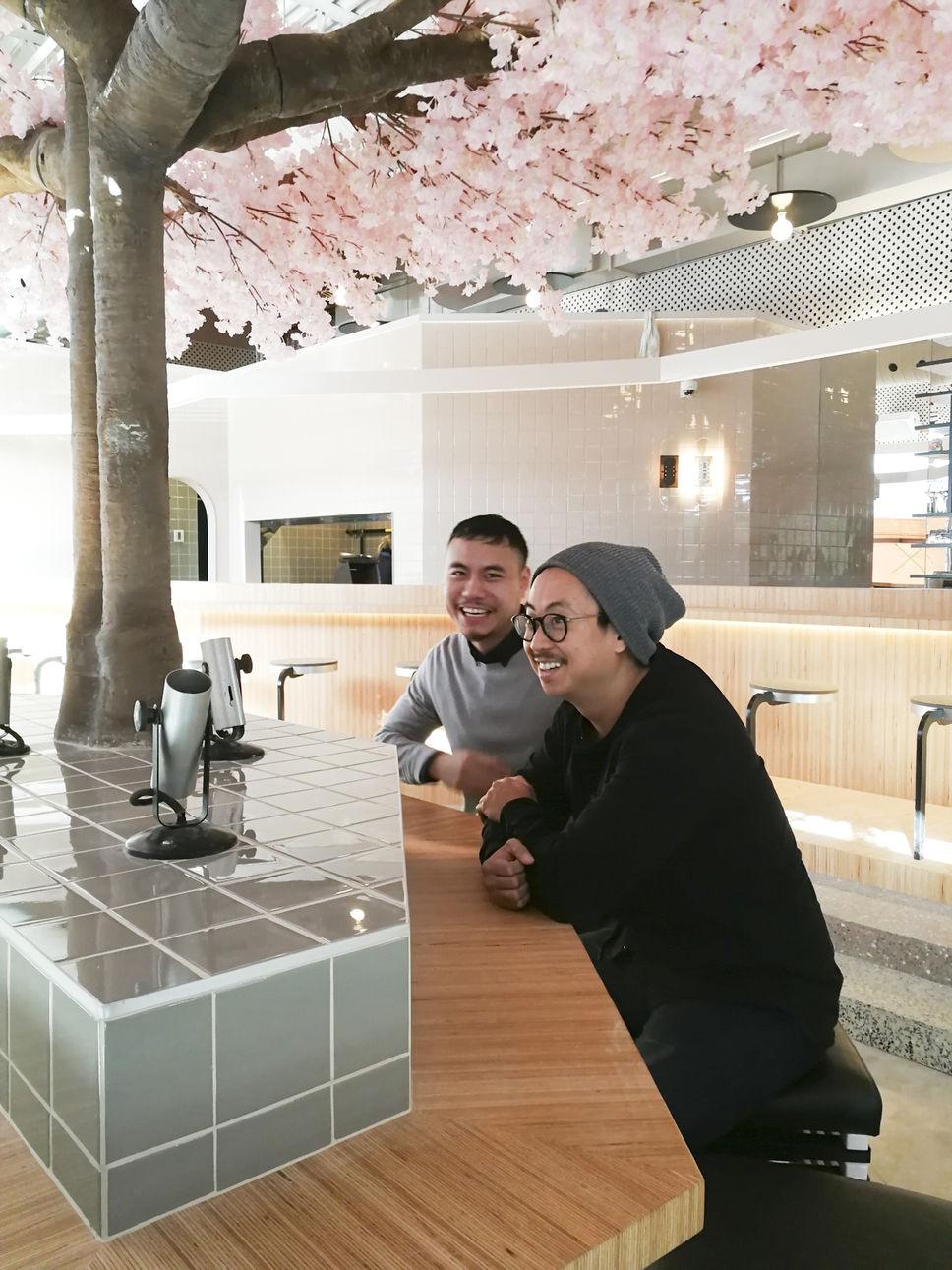 JournaldeMontreal - Son propriétaire, Dan Pham, est le même qui se cache derrière le resto-bar vietnamien Red Tiger et le snack-bar hawaïen Kamehameha, également situés dans le Village.