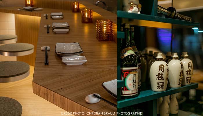 RestoMania - Saké chaud, saké froid… À vous de choisir! Les plus traditionnaux pourront déguster des cocktails originaux...