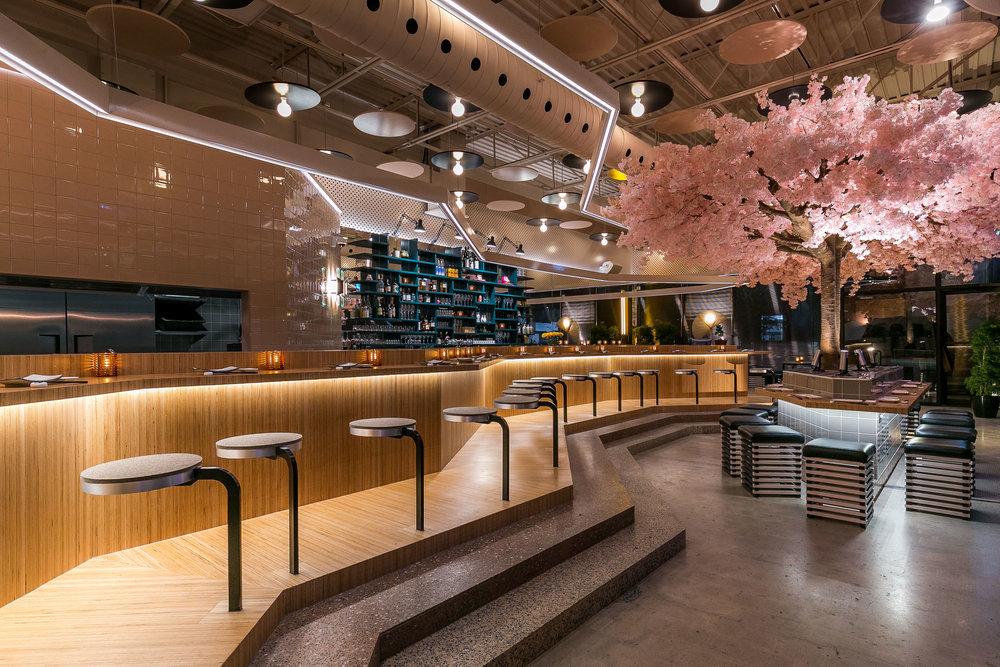 La Presse - Oubliez les sushis, Le Blossom propose, au cœur du Village, une expérience à la nipponne, raffinée et moderne.