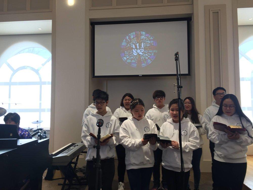 Virginia Central Baptist singers.jpg