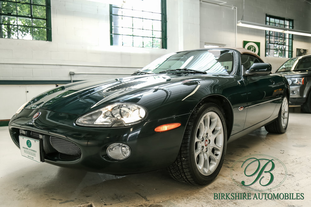 Birkshire Automobiles 2001 Jaguar XKR