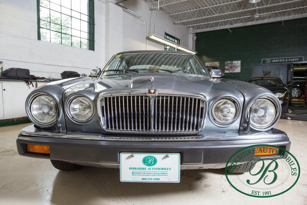 Birkshire Automobiles 1987 Jaguar VDP