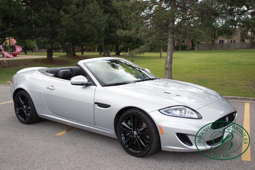 Birkshire Automobiles 2013 Jaguar XKR-1.jpg