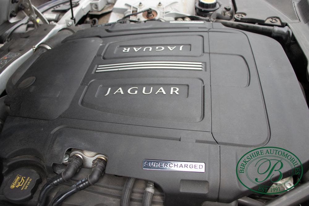 Birkshire Automobiles 2013 Jaguar XKR-9.jpg