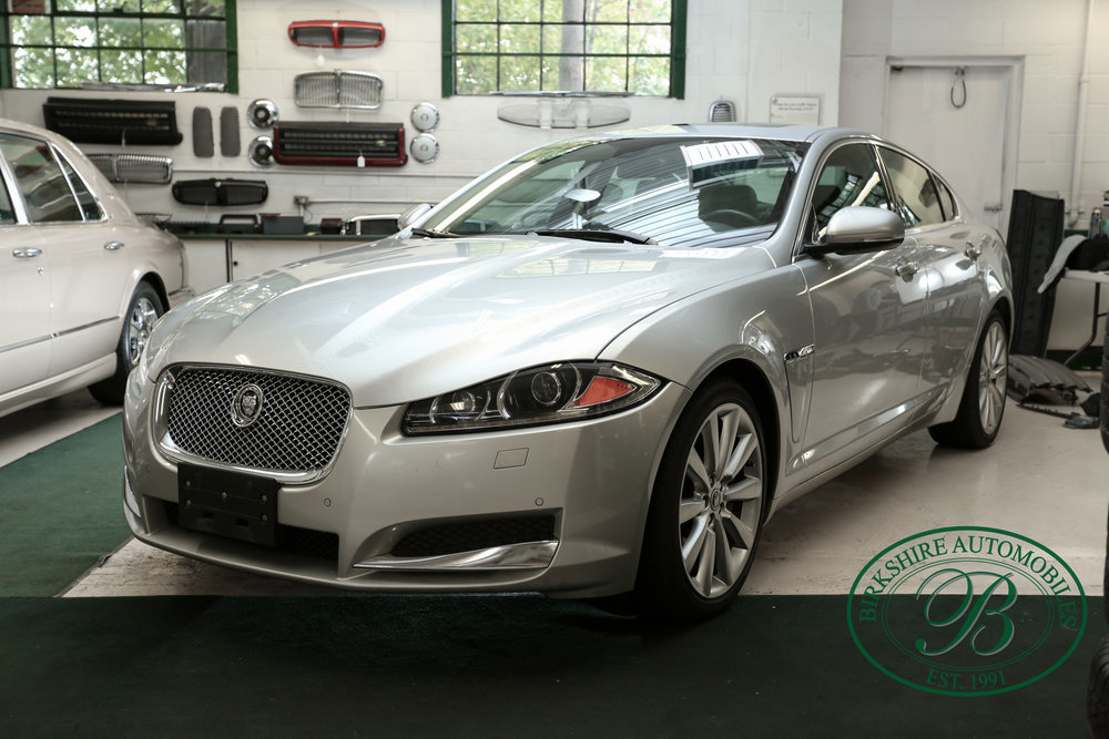 Birkshire Automobiles 2012 Jaguar XF Portfolio