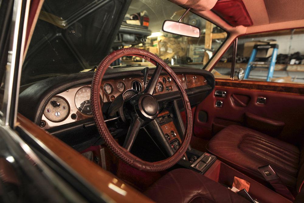 Birkshire Automobiles - 1971 Rolls Royce Service (3).jpg