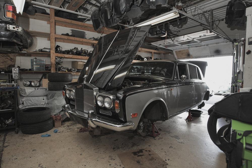 Birkshire Automobiles - 1971 Rolls Royce Service (9).jpg