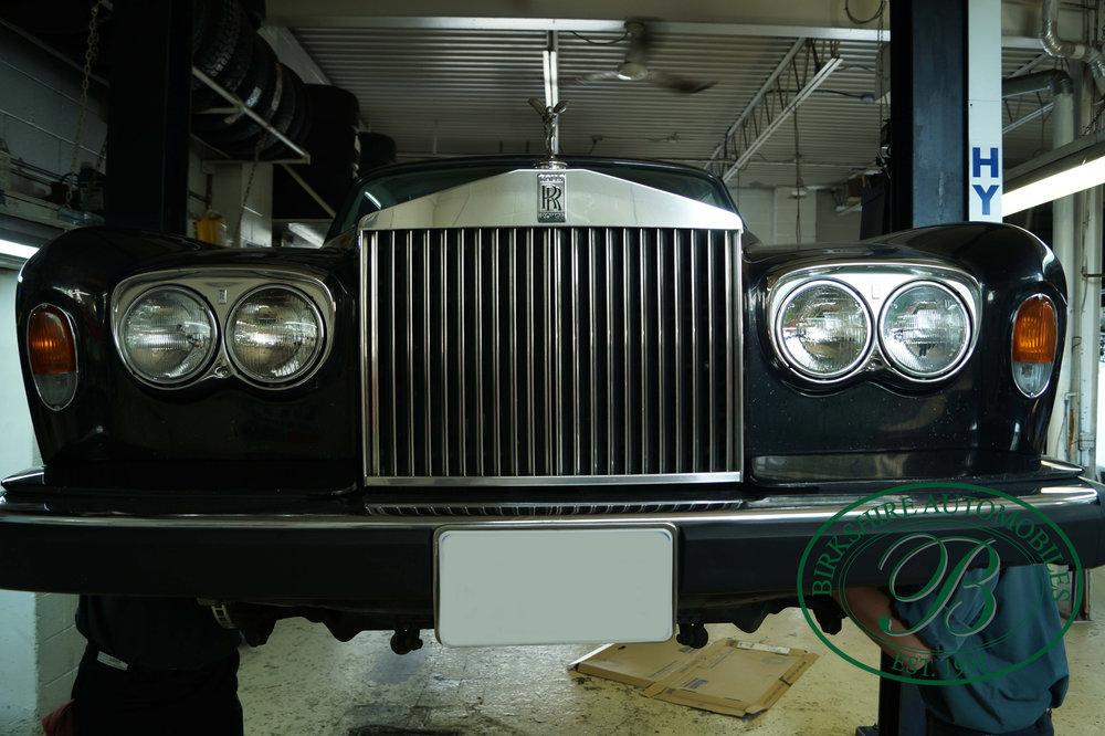 Birkshire Automobiles Britsh Car Service 1980 Rolls Royce Siver Shadow 2 (3).jpg