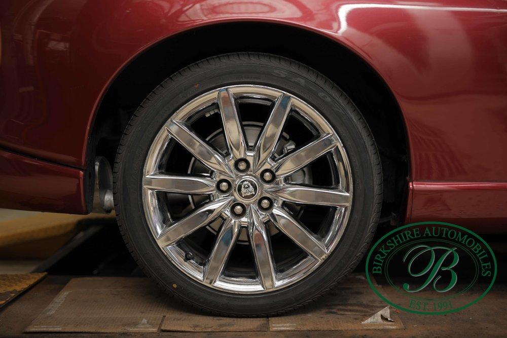 Birkshire Automobiles Britsh Car Service 2008 Jaguar XK8 Convertible-1.jpg