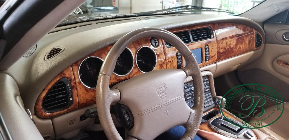 2006 Jaguar XK8 Convertible - Birkshire Automobiles Thornhill (49).jpg
