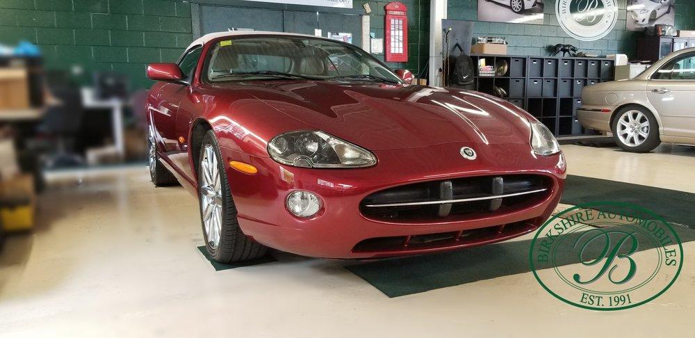2006 Jaguar XK8 Convertible - Birkshire Automobiles Thornhill (58).jpg