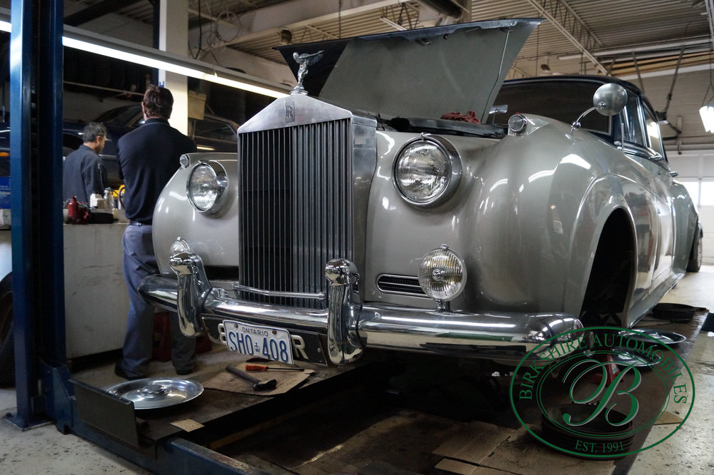 Birkshire Automobiles 1960 Rolls Royce Silver Cloud-36.jpg