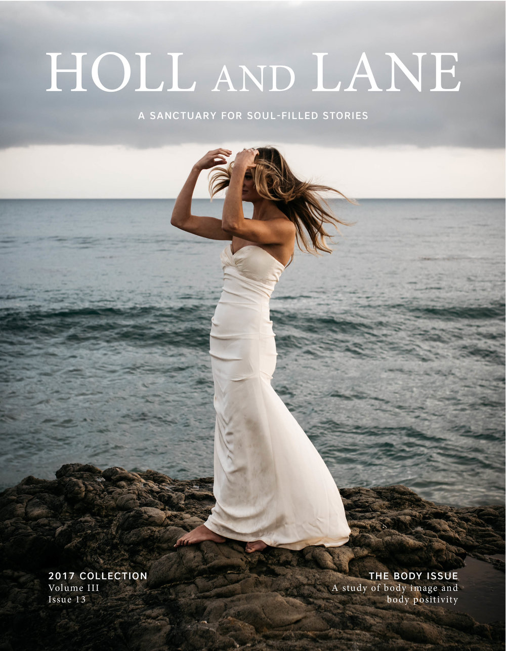 Holl & Lane Magazine - The Body issue
