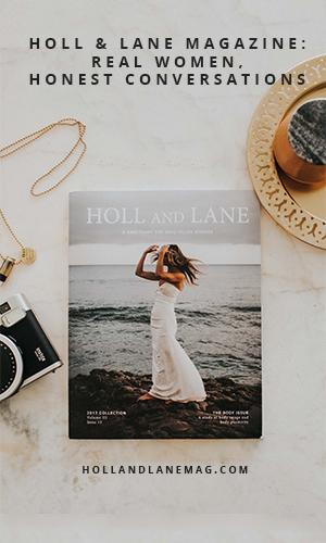 Holl & Lane Magazine