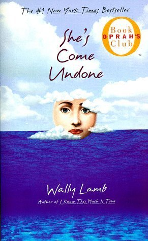 She's Come Undone by Wally Lamb - Meet Dolores Price. She's 13, wise-mouthed but wounded, having bid her childhood goodbye. Stranded in front of her bedroom TV, she spends the next few years nourishing herself with the Mallomars, potato chips, and Pepsi her anxious mother supplies. When she finally orbits into young womanhood at 257 pounds, Dolores is no stronger and life is no kinder. But this time she's determined to rise to the occasion and give herself one more chance before she really goes under.