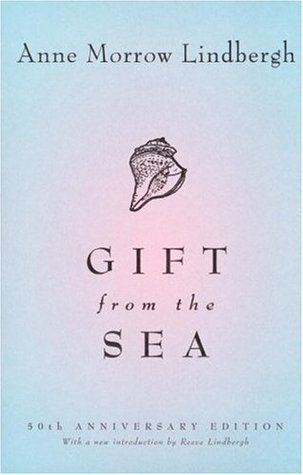 Gift from the Sea by Anne Morrow Lindbergh  - Drawing inspiration from the the shells on the shore, Lindbergh's musings on the shape of a woman's life will bring new understanding to readers, male and family, at any stage of life. A mother of five and professional writer, she casts an unsentimental eye at the trappings of modern life that threaten to overwhelm us -- the timesaving gadgets that complicate our lives, the overcommitments that take us from our families -- and by recording her own thoughts in a brief escape from her everyday demands, she guides her readers to find a space for contemplation and creativity in their own lives. With great wisdom and insight she describes the shifting shapes of relationships and marriage, presenting a vision of a life lived in enduring and evolving partnership.