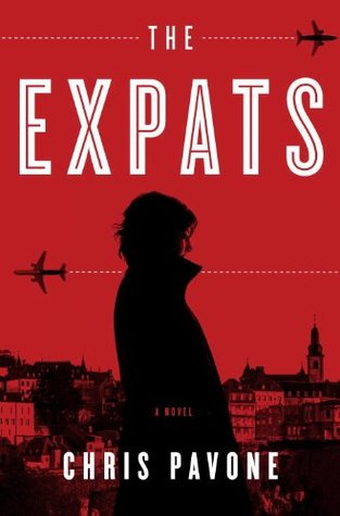 The Expats - By Chris Pavone (Fiction)Rating: 3 stars out of 5I enjoyed that this book was full of secrets and kept me guessing. It's interspersed with flashbacks that give you a little more insight into what's going on and who is lying or not.The main character is a former CIA field agent who moves to Europe with her husband because he got a new job. She slowly begins to realize that he is hiding something. And it's a doozie. But she can't confront him without spilling her own secrets.While some of the CIA spycraft stuff was pretty cool, there were some things that were super cheesy and not believable at all.