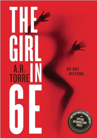 The Girl in 6E - By A.R. Torre (Fiction)Rating: 3 stars out of 5This was another weird one. The main character is a woman named Deanna who moved into her apartment at 19 and has literally never left it again. She orders what she needs online and has it all delivered. Her UPS delivery guy becomes intrigued and tries to catch glimpses of her, but she never opens the door.She has a rather, ahem, interesting job and through that, she becomes convinced that someone is going to commit a crime and she tries to decide if she can leave her apartment to stop it from happening.