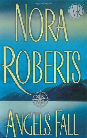 Angels Fall - By: Nora Roberts (Fiction)3 out of 5 starsThe sole survivor of a brutal crime back East, Reece Gilmore settles in Angel's Fall, Wyoming—temporarily, at least—and takes a job at a local diner. One day, while hiking in the mountains, she peers through her binoculars and sees a couple arguing on the bank of the churning Snake River. And suddenly, the man is on top of the woman, his hands around her throat...By the time Reece reaches a gruff loner named Brody farther down the trail, the pair is gone. And when authorities comb the area where she saw the attack, they find no trace that anyone was even there.
