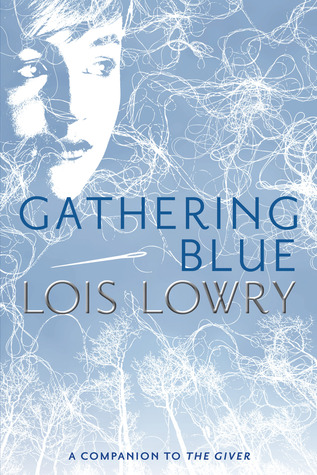 Gathering Blue - By: Lois Lowry (Fiction)3 out of 5 starsIt is a society ruled by savagery and deceit that shuns and discards the weak. Left orphaned and physically flawed, young Kira faces a frightening, uncertain future. Blessed with an almost magical talent that keeps her alive, she struggles with ever broadening responsibilities in her quest for truth, discovering things that will change her life forever.