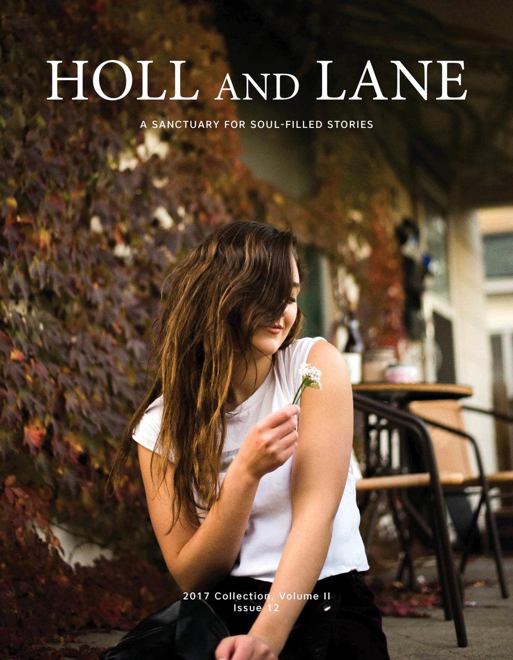 Holl & Lane Magazine - issue 12 - The Mind www.hollandlanemag.com