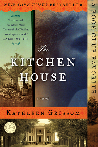 The Kitchen House by Kathleen Grissom - Orphaned while onboard ship from Ireland, seven-year-old Lavinia arrives on the steps of a tobacco plantation where she is to live and work with the slaves of the kitchen house. Under the care of Belle, the master's illegitimate daughter, Lavinia becomes deeply bonded to her adopted family, though she is set apart from them by her white skin.