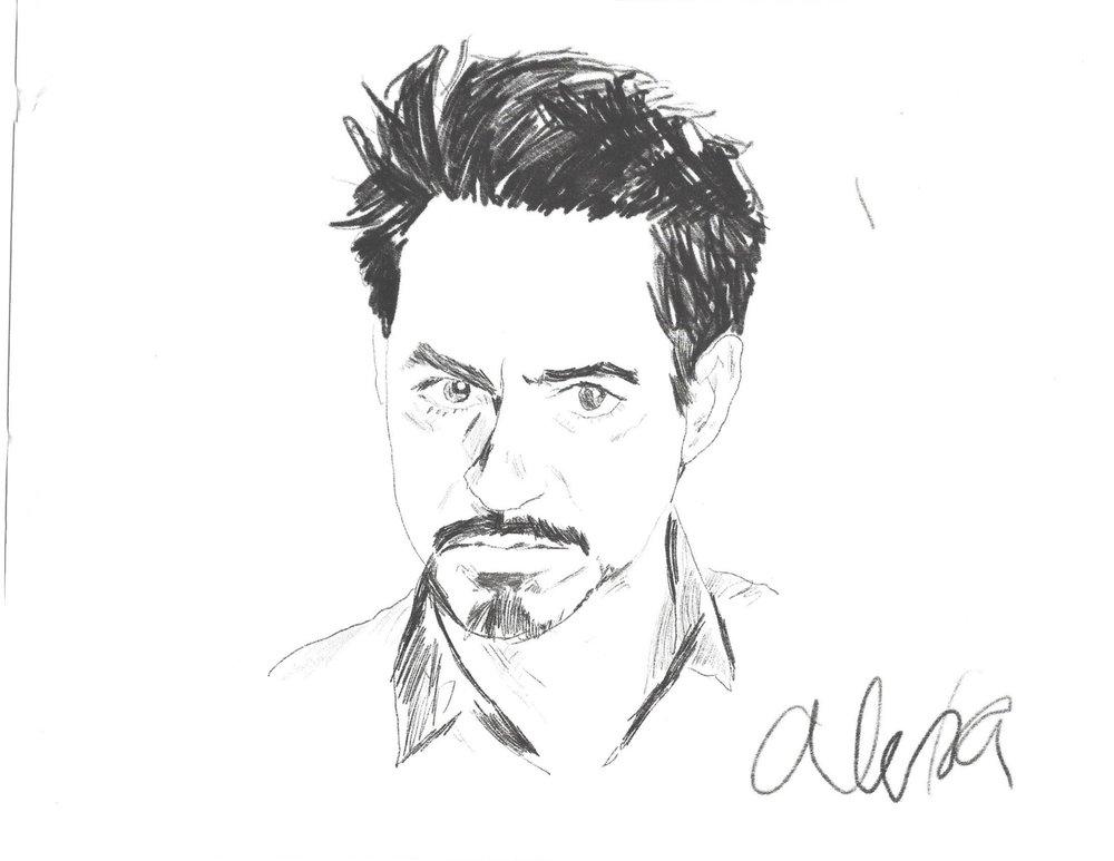 Alexa's Robert Downey, Jr.