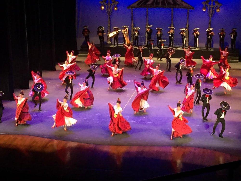 Folkloric Ballet Performance